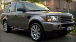 Land Rover Range Rover Sport 2,7 TDV6 4x4 AUTOMAT